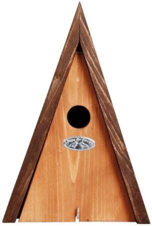 Afbeelding van Bruine Best for Birds Esschert Design - Nestkast wigwam - Bruin
