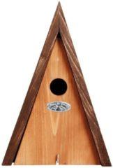 Bruine Best for Birds Esschert Design - Nestkast wigwam - Bruin