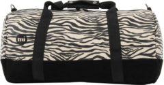 Mi pac. Reisetasche, »Duffel, Canvas Zebra«