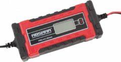 Absaar Acculader Pro 4.0li 6/12 Volt 0-95/140 Ah 4 A Rood/zwart