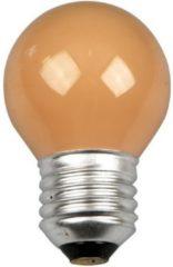 Gloeilicht Halogeen Kogel 13W E27 ECO Peach Flame dimbaar