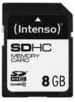 Intenso Speicherkarte Secure Digital SDHC Card 8 GB Intenso bunt/multi