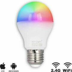 LED E27 Bulb - 6W - RGB/CCT - WiFi/RF Controlled - Milight