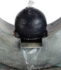 Standbrunnen miaVILLA Grau meliert
