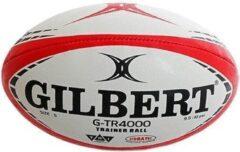 New G-TR4000 Trainer Rugbybal - topmerk Gilbert - Fluor Maat 5