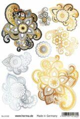 HERMA 15182 FLASH tattoo mandala