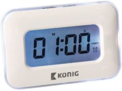 Witte König KN-AC10 Multifunctionele Alarmklok met Touch Sensor