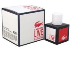 Lacoste Live Eau de Toilette 40 ml Spray