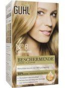 Guhl Protecture Haarverf Beschermende Creme-Kleuring 8 Licht blond