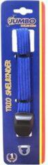 Jumbo fietspompen Jumbo Driedubbele Snelbinders Extra Sterk Blauw
