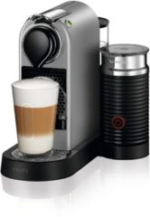 Krups XN761B CitiZ and Milk Nespresso Koffiecupmachine Zilver