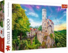 Puzzel Kasteel Lichtenstein - 1000 stukjes - Legpuzzel Trefl