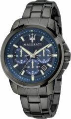 Maserati - Heren Horloge R8873621005 - Zwart