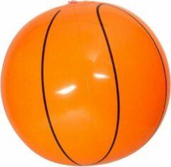 Oranje Playing Kids Strandbal Basketbal Ø 51 cm
