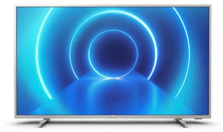 Afbeelding van Philips 7500 series 43PUS7555/12 tv 109,2 cm (43'') 4K Ultra HD Smart TV Wi-Fi Zilver