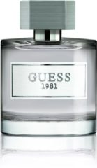 Guess 1981 Man Parfum Parfum - 100 ml - Eau de Toilette