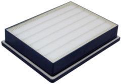Blauwe Nilfisk Hepa Filter H14 voor Elite en Select stofzuiger