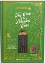Asmodee Sherlock Holmes The Case of the Priceless Coin - EN