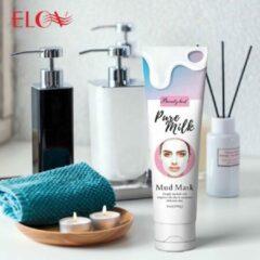 Roze Olaf Private Label gezichtsmasker Hydraterend, voedend, reinigend, herstellend Biologische Pure melkk