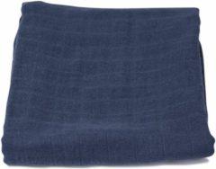Blauwe Filibabba tetra hydrofiele doek - Twilight blue