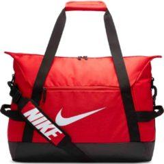 Rode Nike Academy Team Voetbaltas - Maat Medium