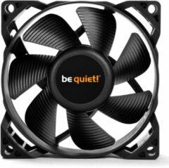 BeQuiet Pure Wings 2 PWM PC-ventilator Zwart (b x h x d) 80 x 80 x 25 mm