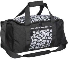 Chiemsee Sporttasche in coolen Farben und Mustern CHIEMSEE White/Black