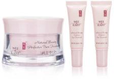Wei East fernöstliche Pflege Augen- & Gesichtscreme mit Bonus