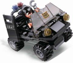Zwarte SLUBAN Swat Squat - Me Buggy M38-B0638C