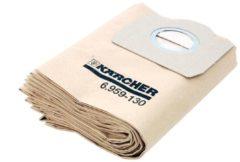 Karcher, Volta Kärcher Staubsaugerbeutel für Staubsauger 6.959-130.0, 69591300