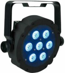Showtec Compact Par 7 Q4 RGBW LED-spot (zwart)