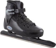 Zwarte Zandstra Comfort 1 Noren - Schaatsen - Maat 36 - Zwart