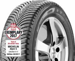 Universeel Michelin Alpin 5 225/45 R17 91V ZP