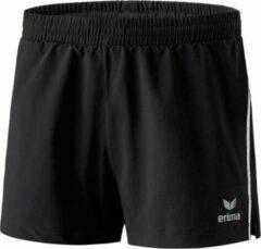 Erima Running Dames Short - Shorts - zwart - 38