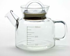 Transparante Serax Theepot - 500 ml - Glas