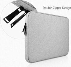 Iralan Waterdichte laptoptas - Laptop sleeve - Laptophoes - 14.0-15.4 inch - Extra bescherming (Grijs)