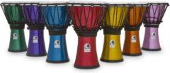 Toca Percussion ColorSound Djembe TFCDJ-7MS, Djembe-Set, 7 stuk, 7 kleuren
