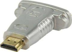 HQ Profi DVI/HDMI Adapter DVI-I 24+5 auf HDMI Stecker