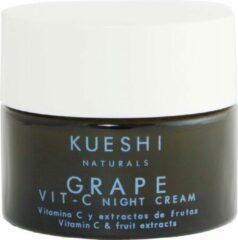 Kueshi - Grape Super Fruit Vitamine C Night Cream