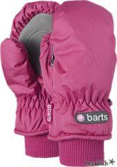 Barts Nylon Mitts Kids Unisex Wanten - Fuchsia - Maat 1 (circa 1-2 jaar)