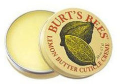 Burt's Bees Burt s Bees Cuticle Crème Lemon Butter