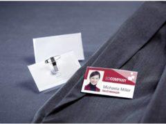 Sigel ZB200 Naamplaatje Gebruik voor papierformaat=90 x 54 mm (bxh) 50 st/pak