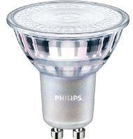 Philips LEDspot MV Value GU10 3.7W 927 36D (MASTER) | Beste Kleurweergave - Zeer Warm Wit - Dimbaar - Vervangt 35W