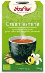 Yogi Tea Yogi Thee groen Jasmine