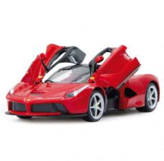 Rode Jamara R/C-Auto Ferrari LaFerrari RTR / Met Verlichting 1:14 Rood R/C-Auto Ferrari LaFerrari RTR / Met Verlichting 1:14 Rood