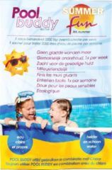Transparante Summer Fun Onderhoudsmiddel Pool Buddy