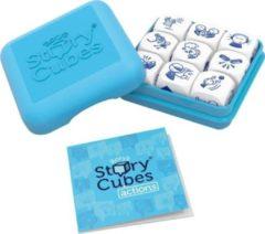 Blauwe Asmodee Rory's Story Cubes Actions Dobbelspel