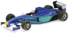 Formule 1 Sauber Ferrari C16 M. Schumacher Testing Fiorano 12th Sept. 1997 - 1:43 - Minichamps