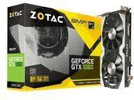 ZOTAC GeForce GTX 1060 AMP! Edition, Grafikkarte + NVIDIA ROCKET LEAGUE DC (einlösbar bis 25.10..2017)-Spiel