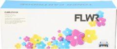 Gele FLWR Huismer compatible toner ter varvanging voor HP 410X geel